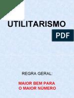 Ética Utilitarista
