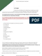 Cómo retirar contenido de Google - Ayuda de Google