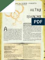[D&D 3.0 ITA] Altre Marche