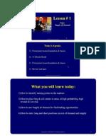 Sam Seiden_s Lesson #1 Slides