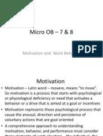 Motivation (2)