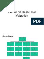 Chapter 7 Primer on Cash Flow Valuation