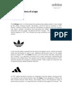 Logohistory adidas