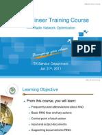 10 Site Engineer Training Course_Radio Network Optimization