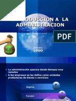INTRODUCCION A  LA ADMINISTRACION.ppt