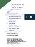 Manual de Ms Excel 2007
