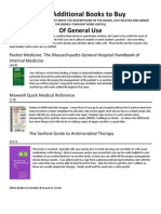 Book Guide for Clincal Rotations - Revised by ASO