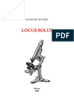 Locus Solus by Raymond Roussel