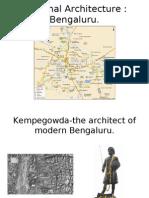 Regional Architecture- 2003