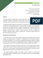 A História da Educação Física escolar no Brasil