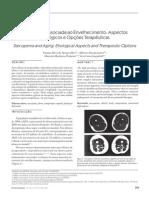 Sarcopenia Associada ao Envelhecimento- Aspectos Etiológicos e Opções Terapêuticas