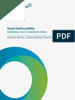 Gmail Deliverability Paper en v1