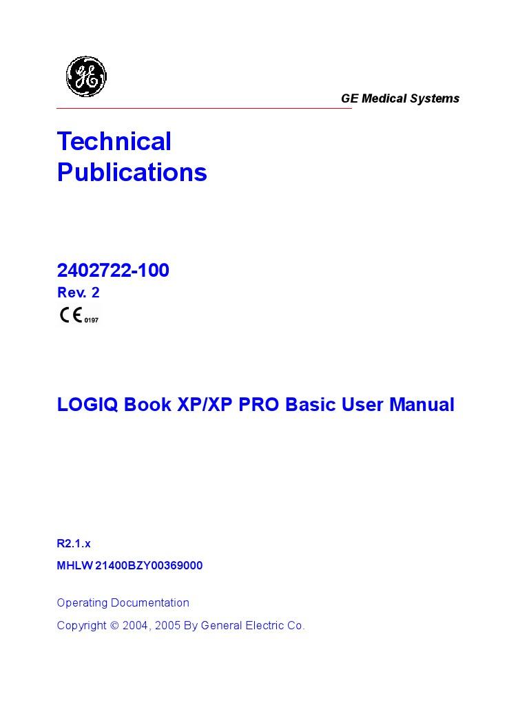 ge logiqbookxp user manual international electrotechnical rh scribd com Funny Printer Manual Printer Service Manual