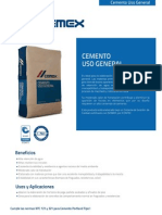 CementoUsoGeneral cemex