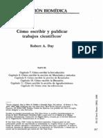 Day - Como escribir y publicar textos científicos
