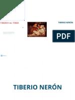 Unidad 11 Tiberio Nerón -Sergio Marín