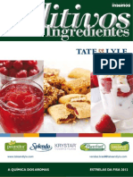 Publication Aditivos e Ingredientes