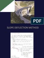 Slope Deflection Equations(1)