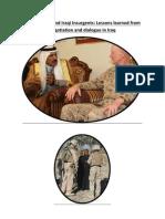 Interlocutors and Iraqi Insurgents