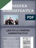 Carrera Administrativa Presentacion!