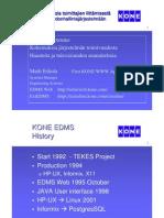 Financial Analysis of Kone Elevator | Market Liquidity
