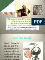 Learn From SriRamaKrishna and Vasishta Rama