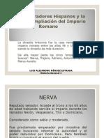 Unidad 11 Los Emperadores Hispanos -  Luis Alejandro Méndez Estrada