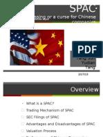 SPAC Presentation