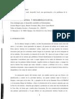Turismo Ecorural v Congreso Sociologia 1995b