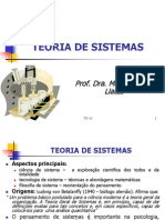 To-09 - Teoria de Sistemas