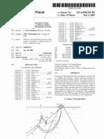 Calm Buoy Patent US6558215