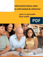 Informacion Basica Sobre La Enfermedad de Alzheimer