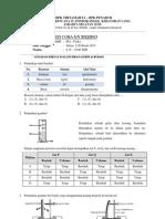 Soal TO IPA Latihan Feb 2013