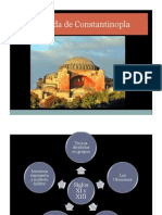 Unidad 8 La Caida de Constantinopla y El Fin de La Edad Media