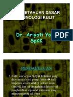 Dms146 Slide Pengetahuan Dasar Imunologi Kulit