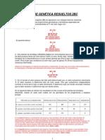 Problema Genetica Resueltos Mendeliana(11, Cataratas)