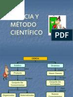 Ciencia y Metodo Cientifico