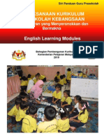 Modul English PSPK