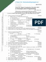 Computer Concepts C Programming Dec 2012