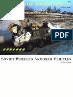 Soviet Wheeled Armored Vehicles