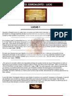 42- Puntos Sobresalientes de La Biblia Lucas 1 a 24 - (Bible Highlights Luke)