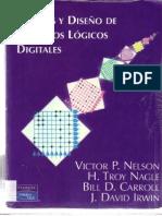 Análisis y diseño de circuitos lógicos digitales. Victor Nelson. 1ª edición. Prentice Hall..pdf