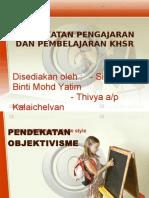 Pendekatan p&p