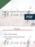 AY13 8656 FP Lesson 13 Ship-To-Shore Mvt