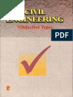 Civil Engineering (Objective.Type.) by Jaya Rami Reddy