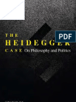 Rockmore, T. - The Heidegger Case - On Philosophy and Politics 1992