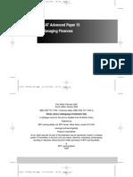 CAT T10/ FIA - FFM - Finance PassCard