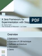 Steganography (2)