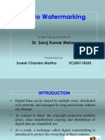 audiowatermarking-110820000227-phpapp02.ppt