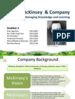 Sindikat 3 - McKinsey Case